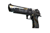 Desert Eagle | Bronze Deco (Battle-Scarred)