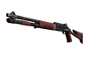 XM1014 | Red Leather (Factory New)