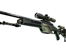 Skin SSG 08 | Lichen Dashed