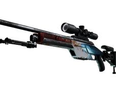 Skin SSG 08 | Blood in the Water