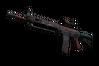 Souvenir SG 553 | Fallout Warning (Battle-Scarred)