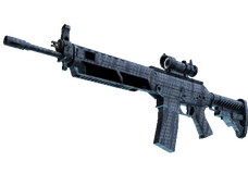 Skin SG 553 | Waves Perforated