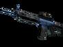Скин SG 553 | Анодированная синева