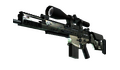 SCAR-20 - Army Sheen