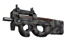 Skin P90 | Scorched