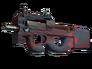 Скин P90 | Радиоактивные осадки