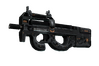 StatTrak™ P90 | Elite Build (Battle-Scarred)
