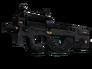 Скин P90   Элитное снаряжение