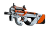 StatTrak™ P90 | Asiimov (Well-Worn)