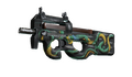 P90 - Emerald Dragon