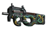 Skin P90 | Emerald Dragon