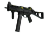 StatTrak™ UMP-45 | Riot (Battle-Scarred)