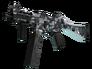 Скин UMP-45 | Пиксельный камуфляж «Город»