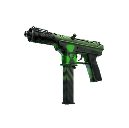 Souvenir Tec-9 | Nuclear Threat (Well-Worn)