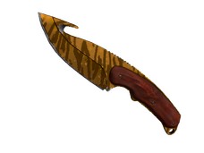 Skin Gut Knife | Tiger Tooth
