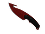 Skin Gut Knife | Crimson Web