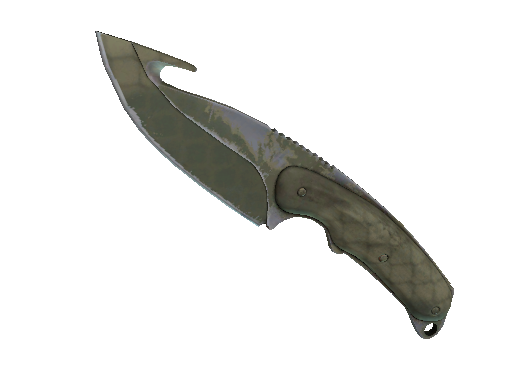 Gut Knife | Safari Mesh