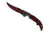 ★ StatTrak™ Falchion Knife | Slaughter (Minimal Wear)