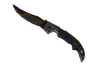 ★ Falchion Knife | Case Hardened (Minimal Wear)