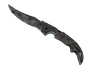 Skin Falchion Knife | Stained