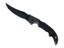 Skin Falchion Knife | Blue Steel
