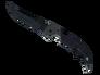Falchion Knife - Blue Steel