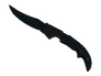 Skin Falchion Knife | Night