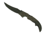 Skin Falchion Knife | Safari Mesh