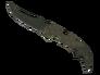 Falchion Knife - Safari Mesh