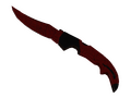 skin Falchion Knife