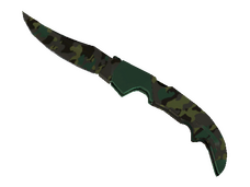 Skin Falchion Knife | Boreal Forest