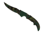 Falchion Knife - Boreal Forest