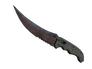 Flip Knife - Rust Coat