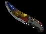 Flip Knife - Marble Fade
