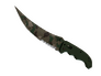 Skin Flip Knife | Forest DDPAT