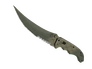 Skin Flip Knife | Safari Mesh