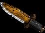 M9 Bayonet - Tiger Tooth