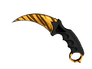 Skin ★ Karambit | Tiger Tooth