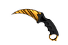 ★ Karambit | Tiger Tooth (Minimal Wear)