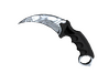 ★ Karambit | Damascus Steel (Well-Worn)