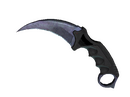 ★ Karambit | Blue Steel