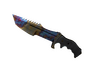 Skin Huntsman Knife | Case Hardened