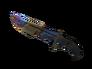 Huntsman Knife - Case Hardened