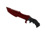 Skin Huntsman Knife | Crimson Web