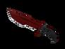 Huntsman Knife - Crimson Web