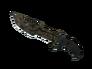 Huntsman Knife - Forest DDPAT