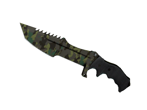 ★ StatTrak™ Huntsman Knife | Boreal Forest (Factory New)