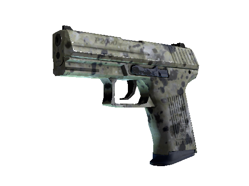 Souvenir P2000 | Granite Marbleized (Battle-Scarred)