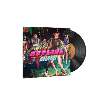 Various Artists, Hotline Miami
