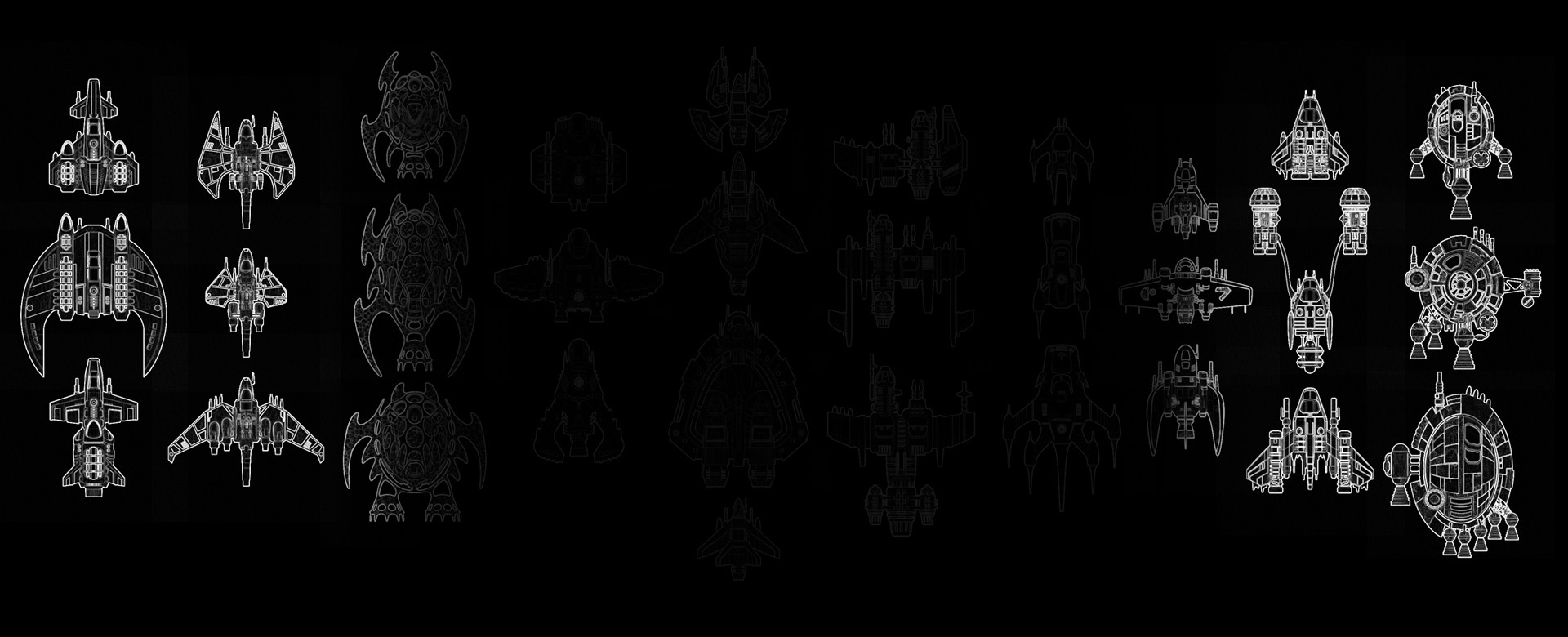 Fighter Blueprints